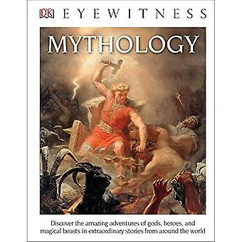 DK Eyewitness Books: Mythology (Library Edition) (DK Eyewitness Books)