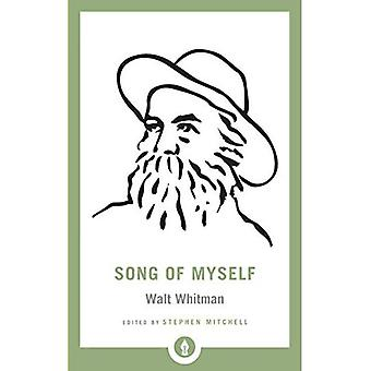 Chanson de moi-même (bibliothèque de Shambhala Pocket)