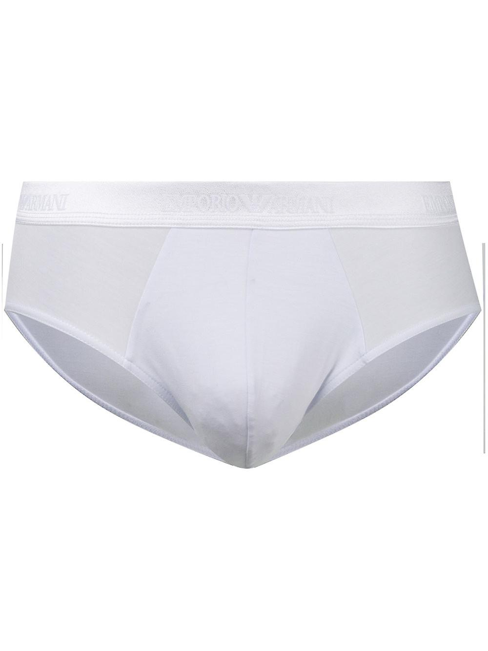 جورجيو أرماني القطن الأبيض قصيرة