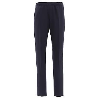 Givenchy Blue Wool Hose