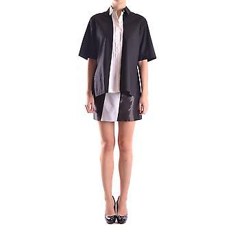 Kenzo Black Cotton Dress