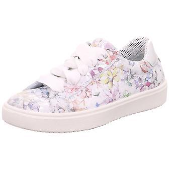 Superfit Girls Heaven 4-9488-11 Shoes White Print