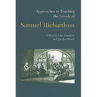 Samuel Richardson by Lisa Zunshine - Jocelyn Harris - 9780873529235 B