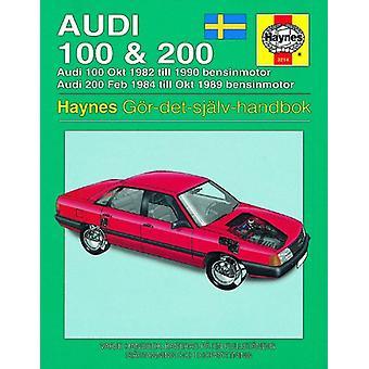 Audi 100 & 200 (82 - 90) - 9781859602140 Book