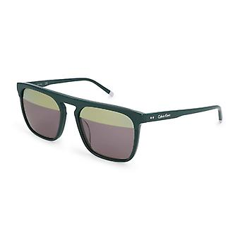 Calvin Klein Men Green Sunglasses -- CK43498032