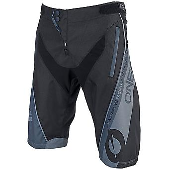 ONeal Black 2019 Element FR Hybrid Kids MTB Shorts