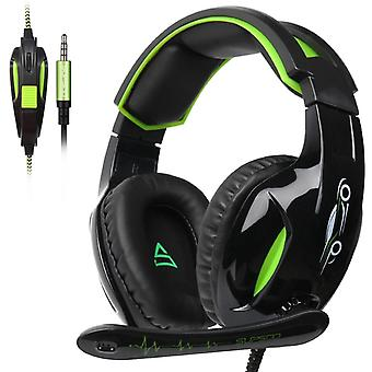 Supsoo G813 Stereo Gaming Headset with Wire Control & MIC