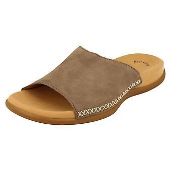 Ladies Gabor Mule Sandals 03.705