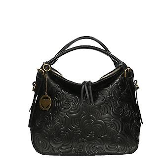 Handbag made in leather P80014
