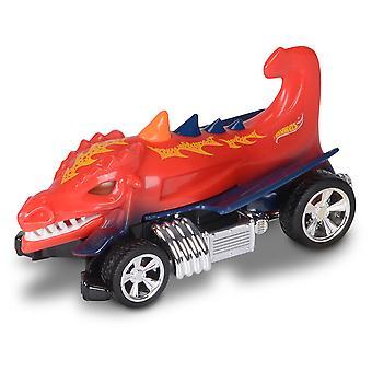 Hot Wheels Fighters Drago Blaster