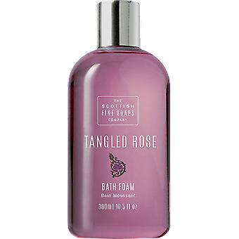 Scottish Fine Soaps Tangled Rose Bath Foam