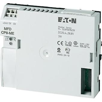 SPS add-on module Eaton MFD-CP8-ME 267164 24 Vdc