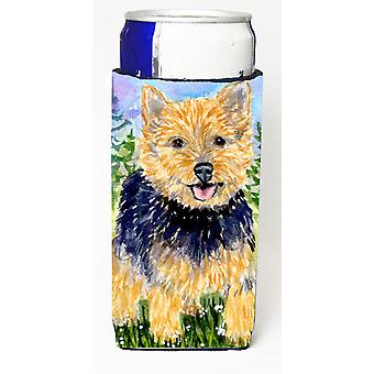 Norwich Terrier Ultra Beverage Insulators for slim cans SS8894MUK