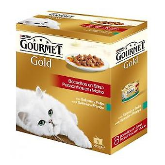 Gourmet Bocad In Sauce (Cats , Cat Food , Wet Food)