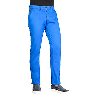 La Martina Trouser men Blue