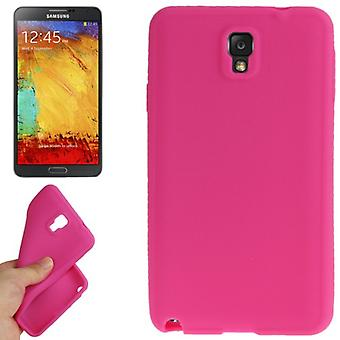 Protective cover silicone for mobile Samsung Galaxy touch 3 N9000