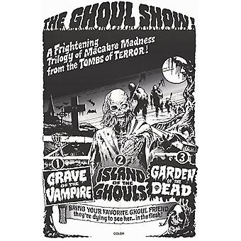Ghoul Show Movie Poster (11 x 17)