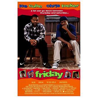 Friday Movie Poster Print (27 x 40)