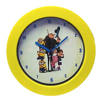 Despicable Me 2 - Wall Clock