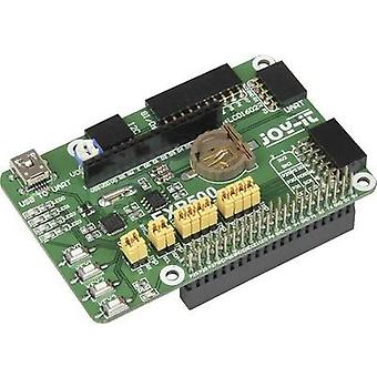 Raspberry PI® complemento PCB verde RB EXP500 frambuesa Pi® 2 B, frambuesa Pi® 3 B, frambuesa Pi® B +