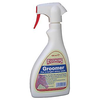 Equimins Groomer Coat Shine 500ml Trigger