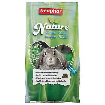 Comida de conejo natural de beaphar 1,25 kg