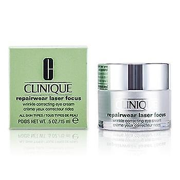 Clinique Repairwear Laser Focus Wrinkle Correcting Eye Cream - 15ml/0.5oz