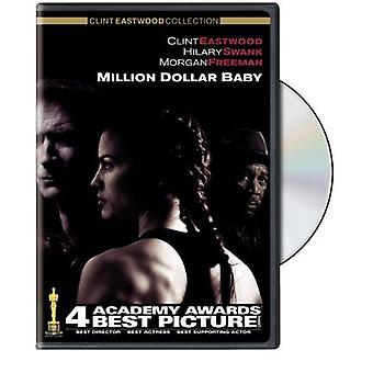 Clint Eastwood - importation USA Million Dollar Baby [DVD]
