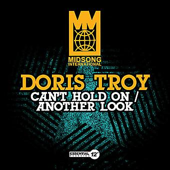 Doris Troy - kann nicht festhalten / zweite Blick USA import