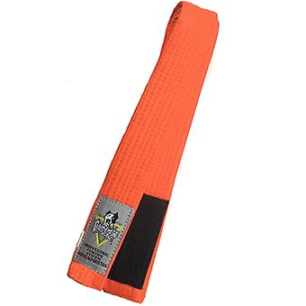 Gameness Kids Premium Jiu-Jitsu Orange Belt