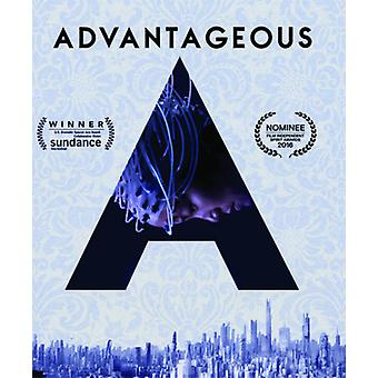 Advantageous [Blu-ray] USA import