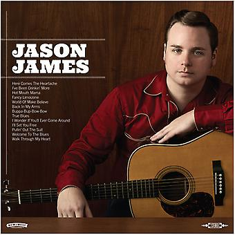 Jason James - Jason James [Vinyl] USA import