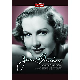 Jean Arthur Comedy Collection [DVD] USA import