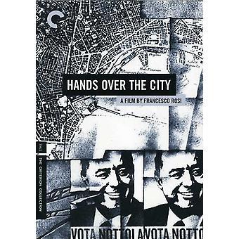 Hände über der Stadt [DVD] USA import