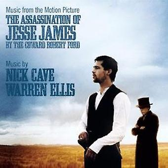 Nick Cave & Warren Ellis - importación de Estados Unidos del asesinato de Jesse James [CD]