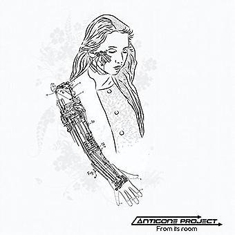 Antigone projekt - fra sit værelse [Vinyl] USA import