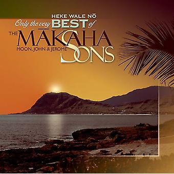 Makaha sønner - kun de allerbedste af Makaha sønner [CD] USA importen