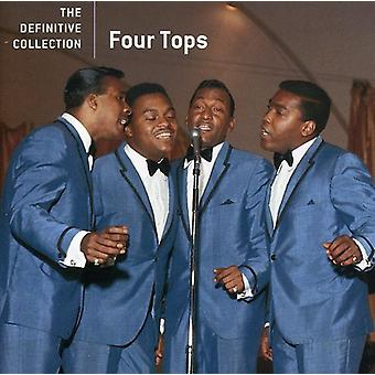 Four Tops - Definitive Collection [CD] USA import