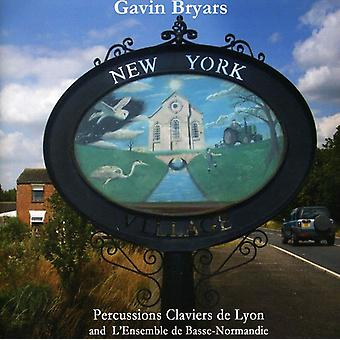 G. Bryars - Gavin Bryars: New York [CD] USA import