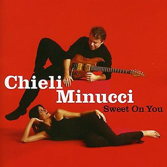 Chieli Minucci - Sweet on You [CD] USA import