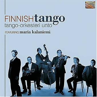Tango-Orkestri Unto - Finnish Tango [CD] USA import