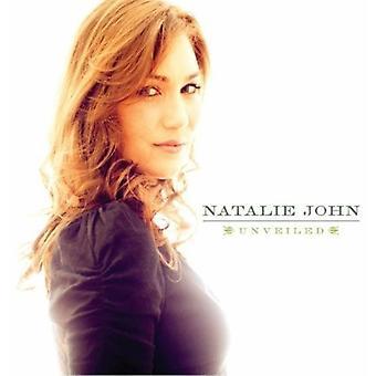 Natalie John - Unveiled [CD] USA import