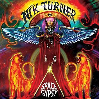 Nik Turner - Space Gypsy [CD] USA import