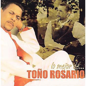 Tono Rosario - Lo Mejor De Tono Rosario [CD] USA import