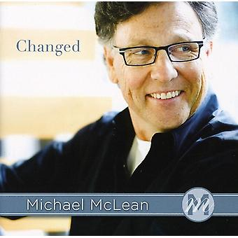 Michael McLean - ændrede [CD] USA import