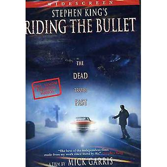Riding the Bullet [DVD] USA import
