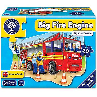 Orchard Big Fire Engine Puzzle