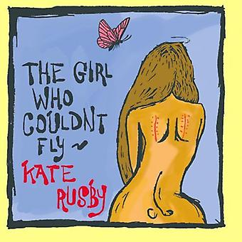 Kate Rusby - importación de USA de niña que no podía volar [CD]