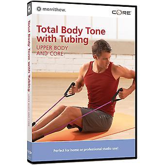 Total Body Toning med slanger: øverste organ & Core [DVD] USA import