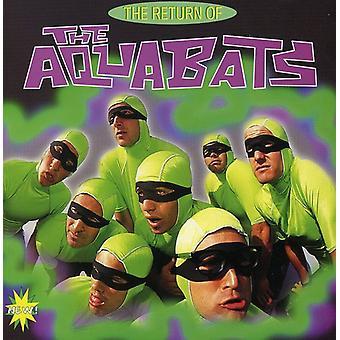Aquabats - Return of Aquabats [CD] USA importen